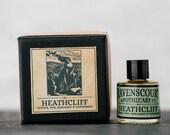 Men's Cologne 'Heathcliff' - Vetiver, Pine, Bergamot & Peppermint. Natural Botanical Fragrance For Men. 10 ml