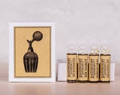 Men's Fragrance Sampler. Natural Cologne Samples.