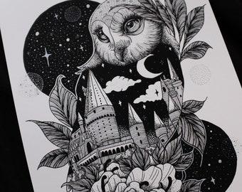 Hedwig Dotwork