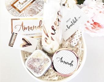 Bridesmaid Gift Box Etsy