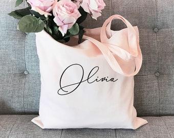 299ca730b5b0 Bachelorette Party Favors Bags - Bachelorette Tote Bags Canvas Tote Bag  Personalized Tote Bag Bridesmaid Tote Bag (EB3216BLS)