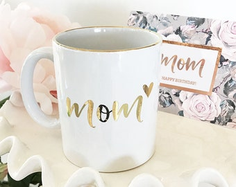 Mom Coffee Mug Mothers Day Coffee Mug Mothers Day Mug Mother Coffee Mug for Mom  Mug Gift Ideas Mom Mothers Day from Son (EB3141MOM) ac410a3b95
