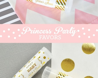 Princess Birthday Favors Princess Party Favor Princess Favor Etsy