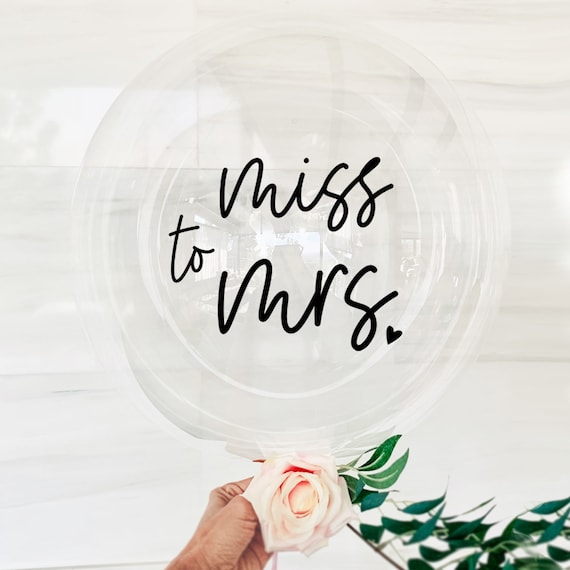candle and lantern wedding decor washington dc wedding.htm bridal shower photo prop miss to mrs balloons bridal shower etsy  bridal shower photo prop miss to mrs