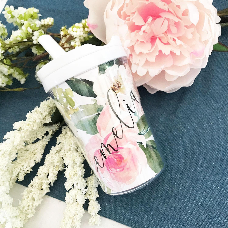 Flower Girl Tumbler Flower Girl Gift Ideas Flower Girl Cup