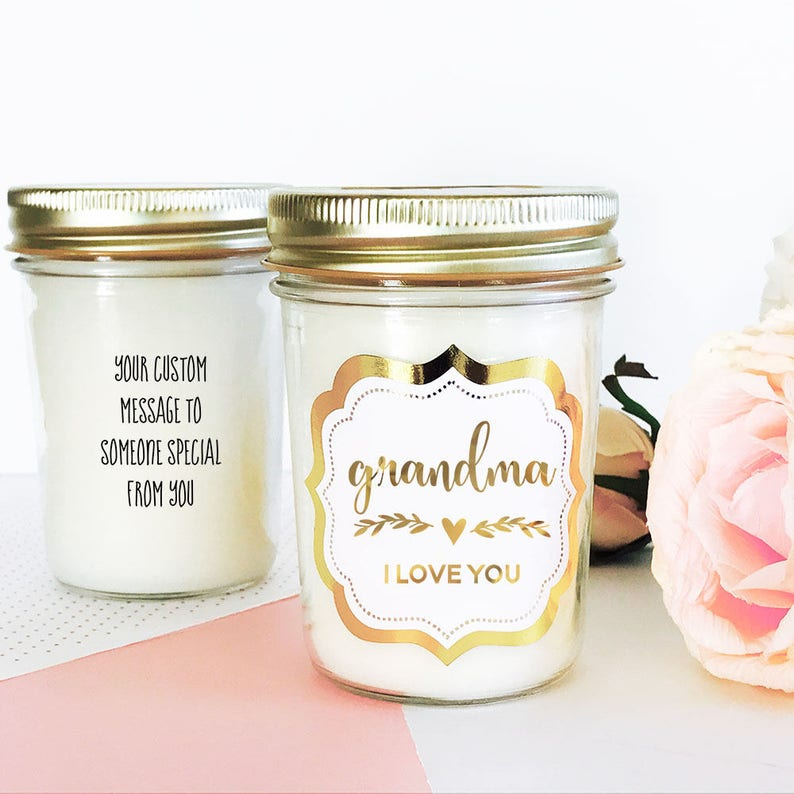 Grandma Gift From Grandkids Ideas Mothers Day