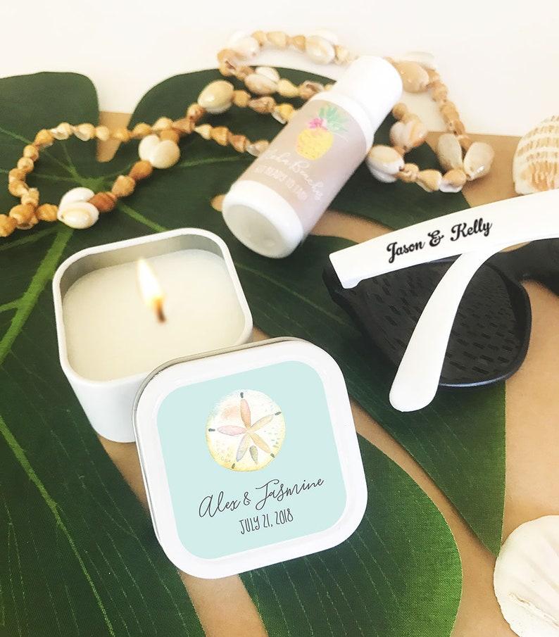 71b275b9d4a397 Beach Wedding Favor Ideas - Beach Theme Wedding Favors - Beach Favor Ideas  - Beach Bridal Shower Favors Candles (EB2077TPB) - 12