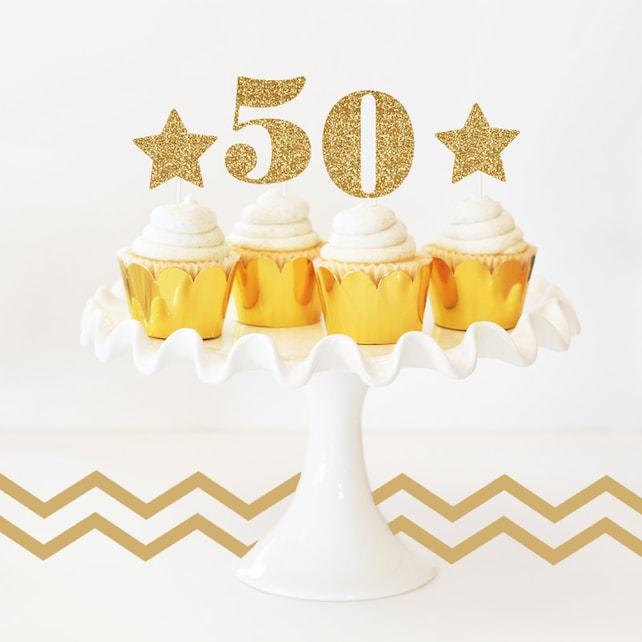 40th Anniversary Cake Topper 40th Wedding Anniversary Cake   Etsy