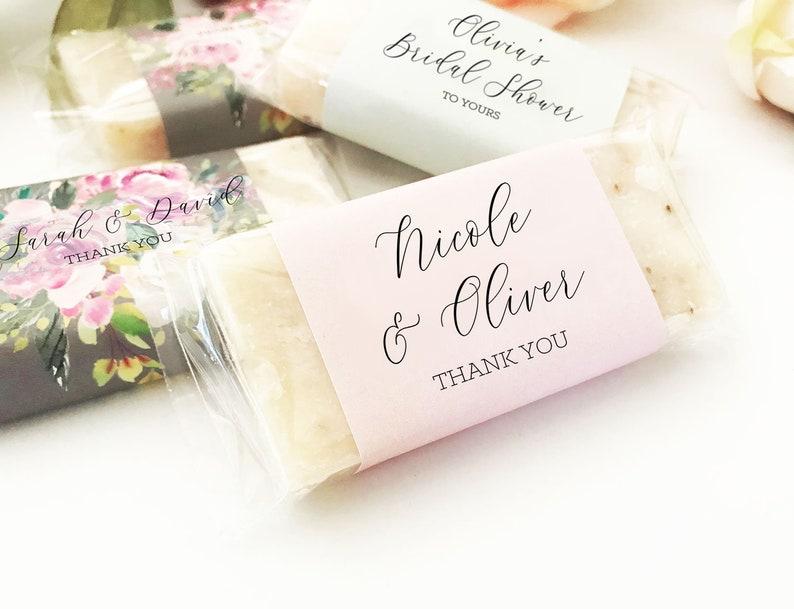 Wedding Soap Favors Wedding Favors Soap Useful Wedding Favors Etsy