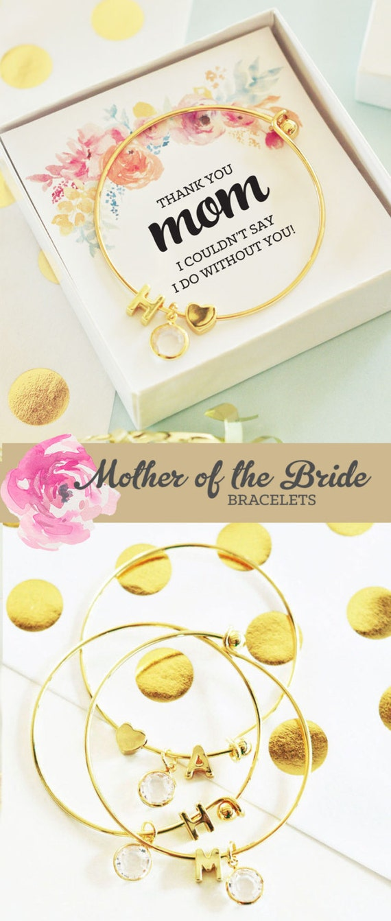 Mother Of The Bride Gift Ideas Wedding Gifts For Parents Etsy