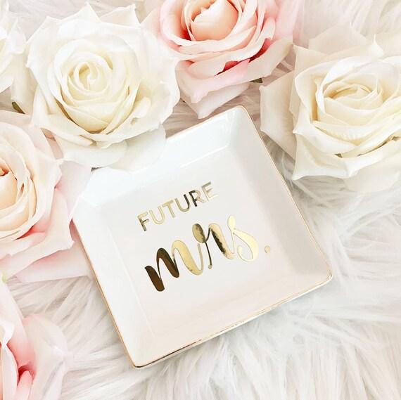 Wedding Ring Dish | Ring Dish Mrs Ring Dish Wedding Ring Dish Ring Holder Dish
