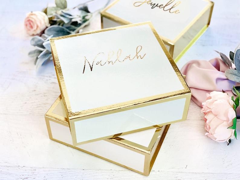 Bridesmaid Gift Box Bridesmaid Proposal Box Will You Be My image 0