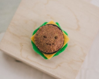 Little Wheat Cheeseburger