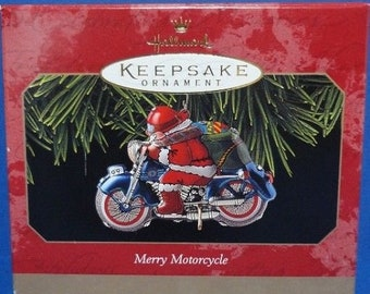 lepni.me Unisex Hoodie Merry Christmas Santa is Coming to Town