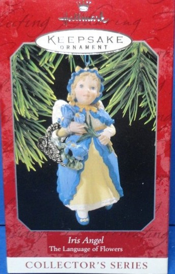 Hallmark Magic Light Classic Keepsake Ornament Starlight Angel