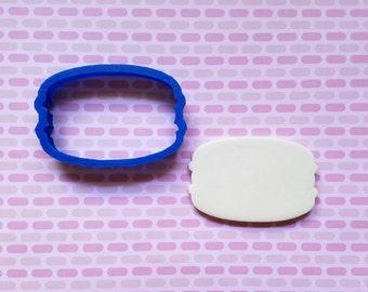 Macaron Cookie Cutter