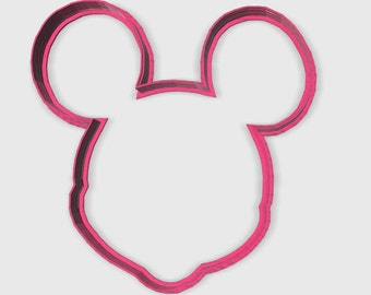 Mouse Character Cookie Cutter