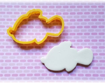 Clown Fish Character Cookie Cutter