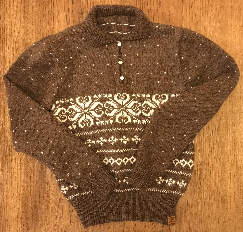 89f5c9b65 100.00 GBP VINTAGE STYLE Ladies fair isle Sweater