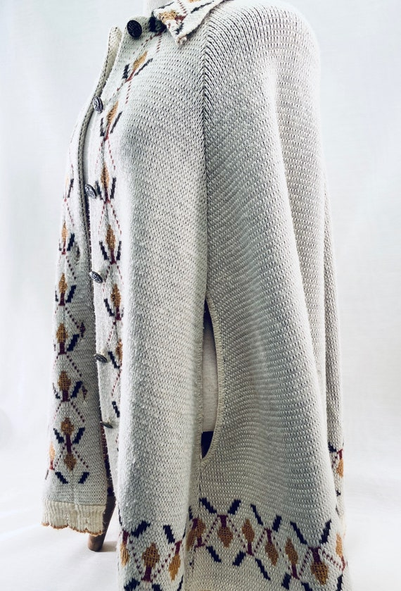 Vintage Sweater Cape from Montgomery Ward - image 2