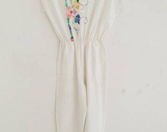 523f2a64614e0e Vintage cotton jumpsuit