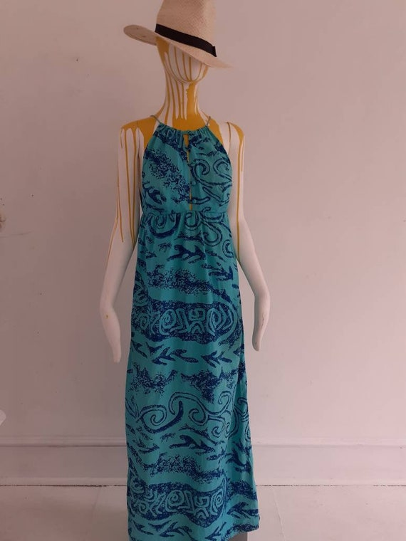 Vintage 70s cotton dress