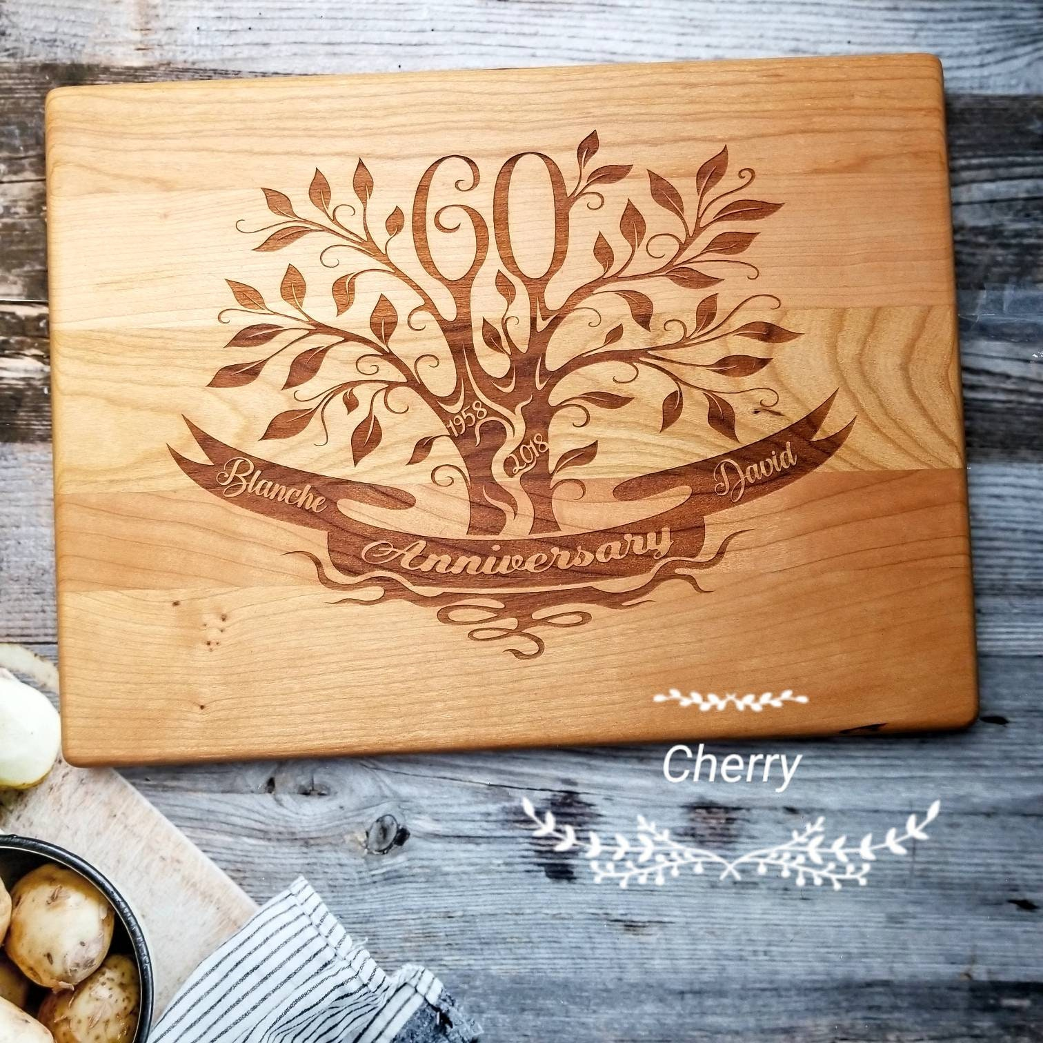 Gifts For 60th Wedding Anniversary: 60th Anniversary Gift 60th Wedding Anniversary Gift 60