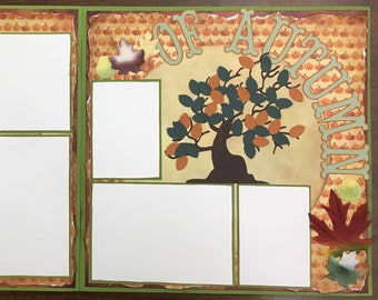 Shades Of Autumn Layout