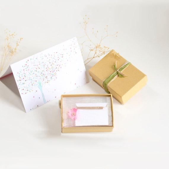 HAPPY MOTHER/'S DAY carré brodé Baby Gilet cadeau personnalisé