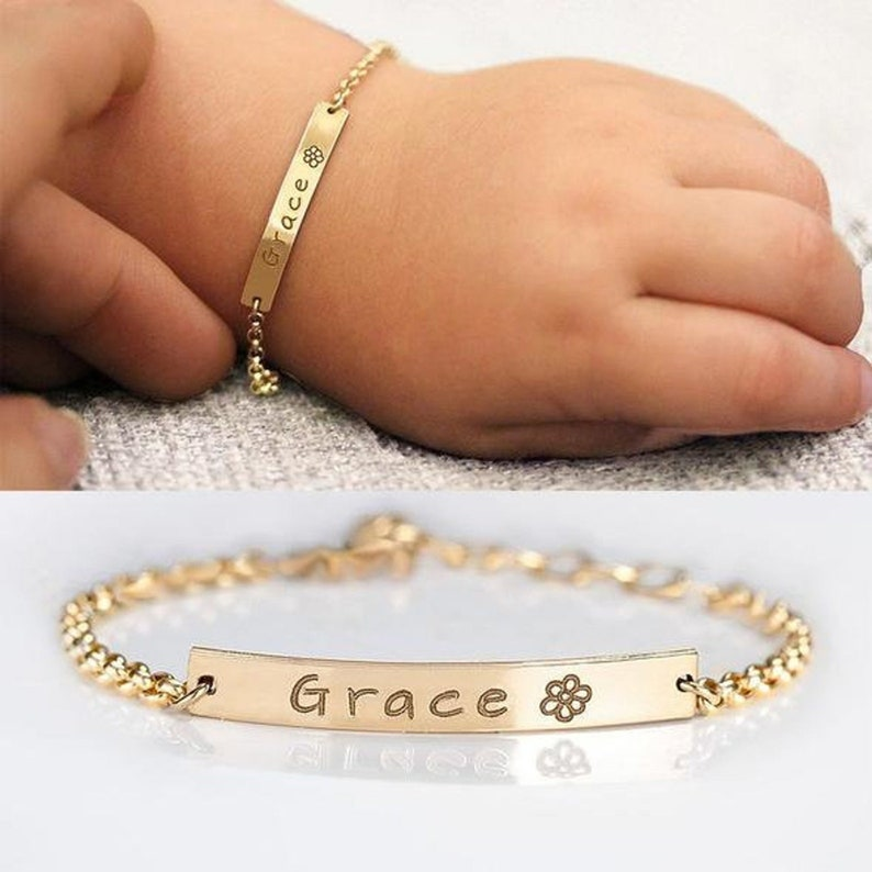 Grace Baby Bracelet | Stay at Home Mum