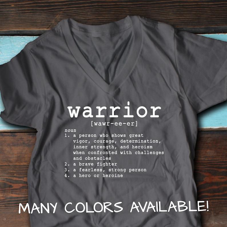 Warrior Warrior Shirts Warrior T Shirt Warrior Top Warrior Etsy