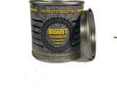 Burnt Rubber Scented Candle - Car Guy Themed Candles - Motor City Candles, 8 ounce Soy Wax Paint Can Candle