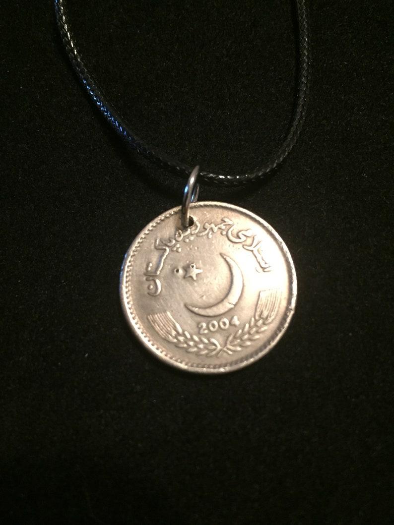 Pakistan Coin Necklace 2004