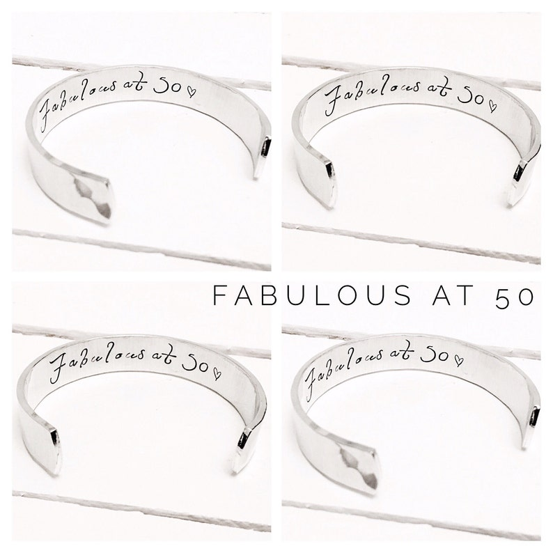 Birthday Gift Ideas For Her Fabulous At 50 50th