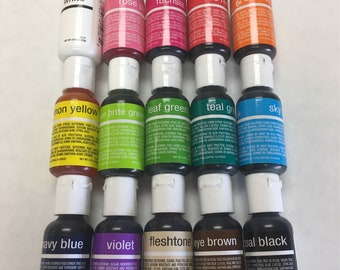 Food coloring   Etsy