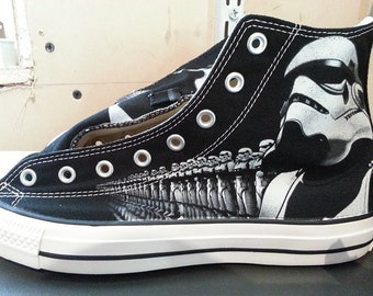 ec589cf36400f Storm trooper shoes | Etsy