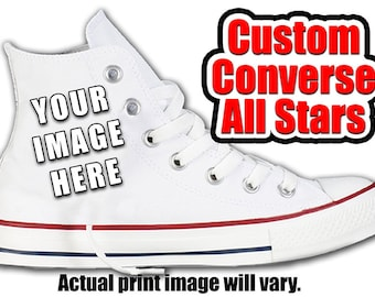 0c735143910a Custom Converse All Stars with your design