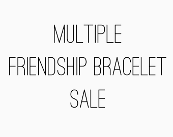 Multiple Friendship / Bridesmaid Bracelets Deal - Colorful Faceted Beads on 14/20 Gold Fill, 14/20 Rose Gold Fill, or Sterling Silver