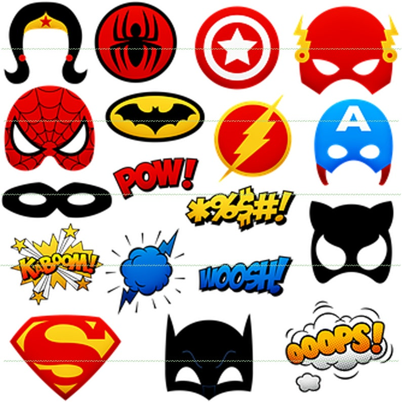 image about Superhero Cutouts Printable identified as Tremendous Hero Cutouts, Printable Cutouts, Superman, 12\