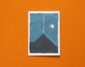 Moonscapes Zine