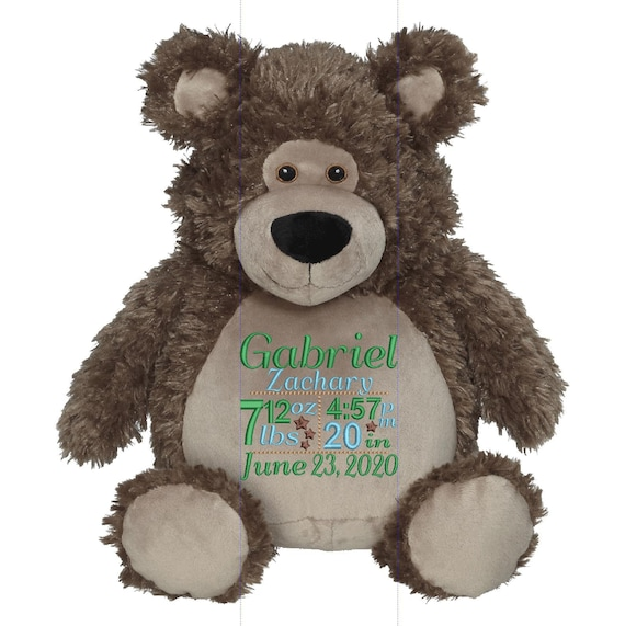 Custom Brown Bear