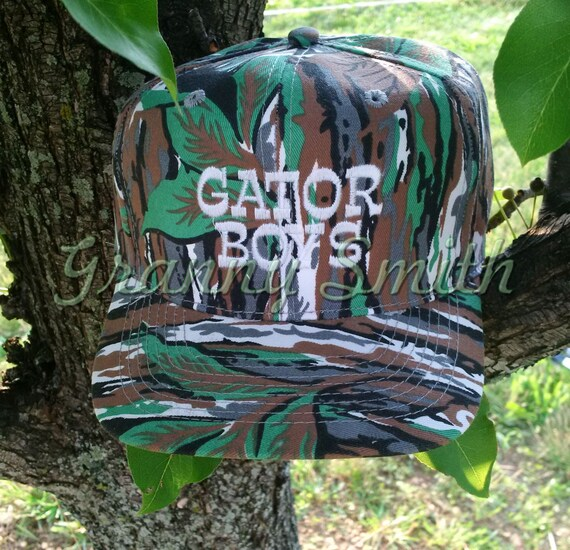 ONE CAMO hat. You CUSTOMIZE the design. Adult & Youth size available. Embroider. Artwork and ideas accepted to help make your vision reality