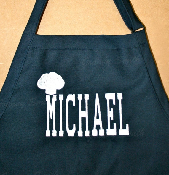"Men's bib apron you customize + personalize XL-long no pockets (34""L x 24""W) BBQ, Christmas Gift, Chef, Tuedo Saver, Birthday, Anniversary"
