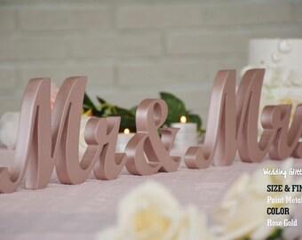 Rose Gold Wedding Etsy