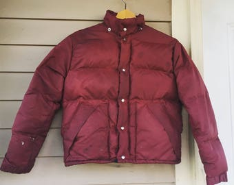 Below Another Sky A Mountain Adventure in Search of a Lost Father SALE 70s Ascente down jacket m