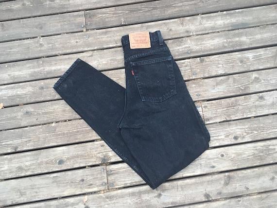 Levis 550 jeans