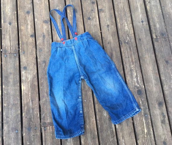 1940s overalls