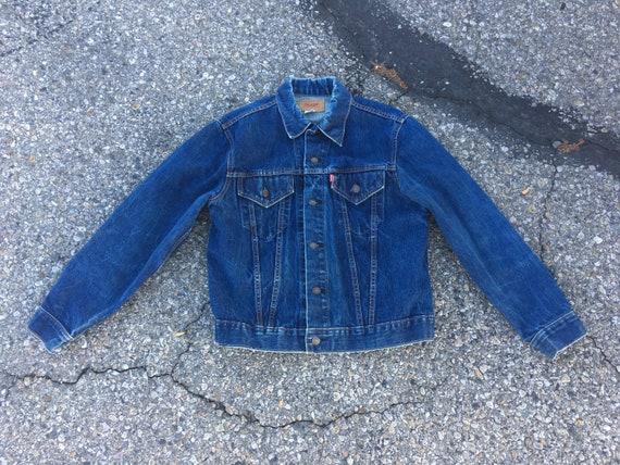 1950s Levis jean jacket