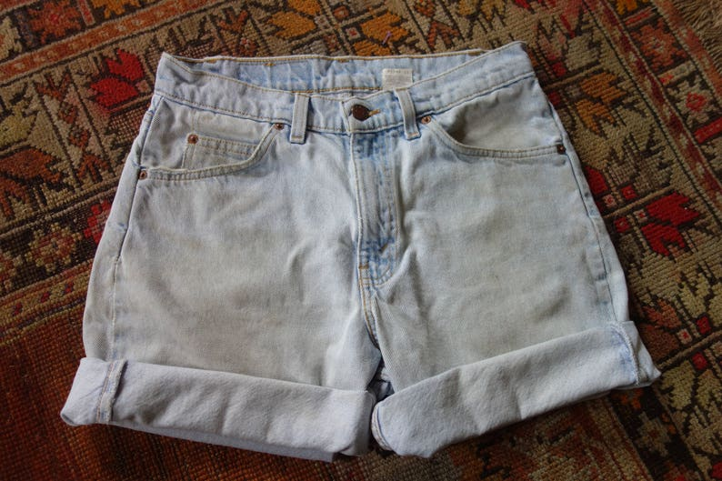 Women's Clothing Clothing, Shoes & Accessories Vintage Wrangler Cutoff Jean Shorts Good Taste