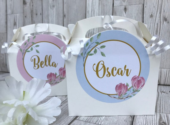 Personalised Wedding Favour Gift Box | Childrens Activity Box | Table Favour | Party Bag